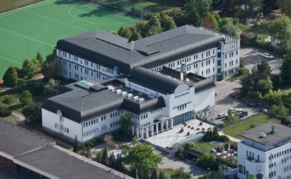 St. Stephan - Aussenansicht