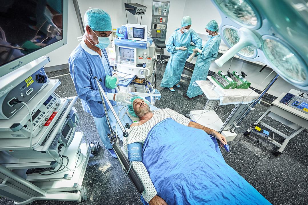 Op gebärmutter polypen krank wie lange nach Gebärmutterentfernung (Hysterektomie)